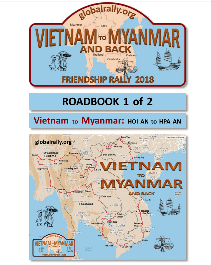 Our road books