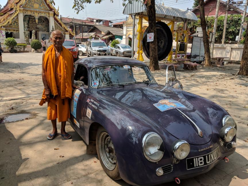Day 15 — Khon Kaen to Dansai