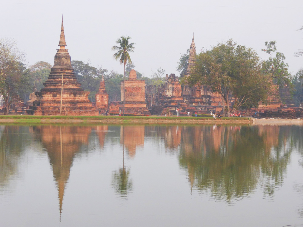 Day 16 — Dansai to Sukhothai.  Our best day yet?